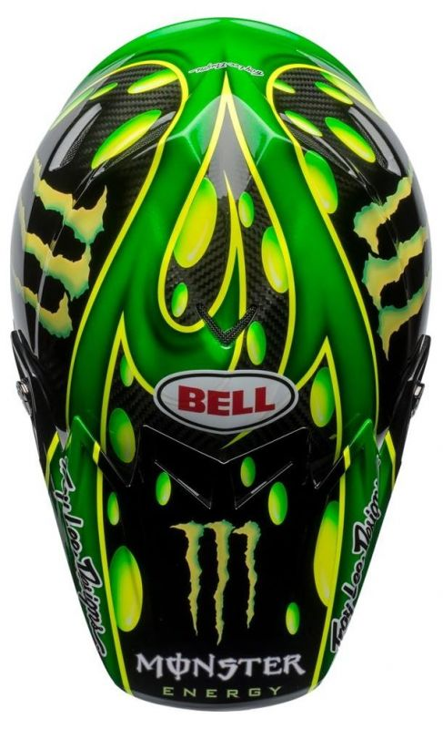 Casque cross Bell Moto 9 Flex MC Grath Monster Replica 18.0 Gloss - 1