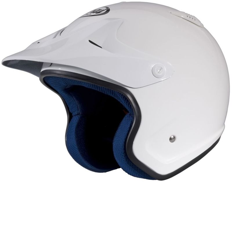 Casque trial Arai PENTA White