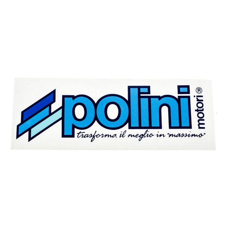 Autocollant Polini cm.16x6