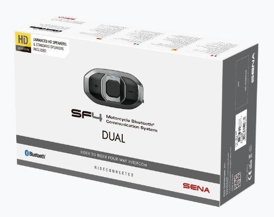 Intercom Sena SF4 – Pack double - 3