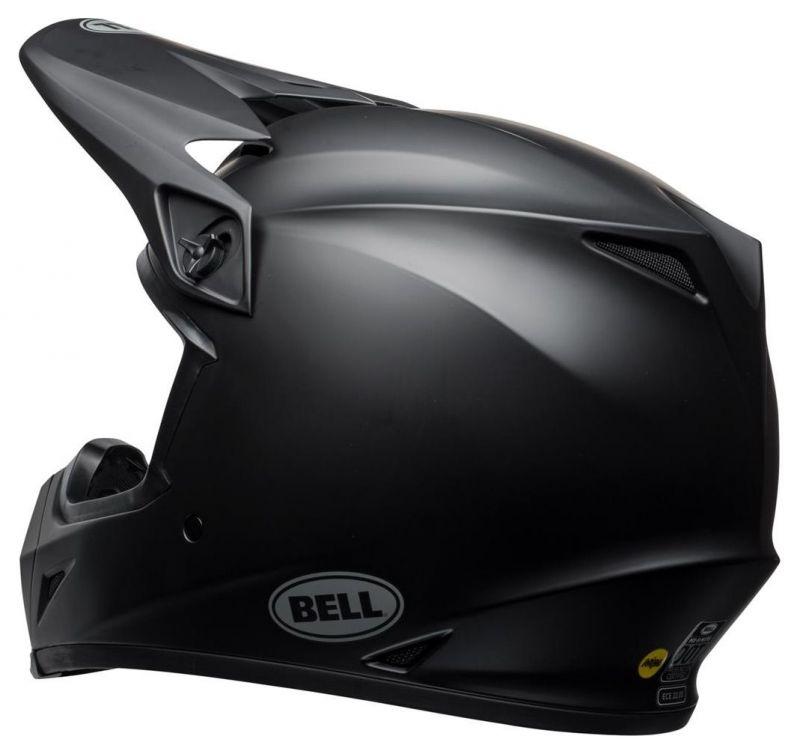 Casque cross Bell MX 9 Mips Gloss noir mat - 3