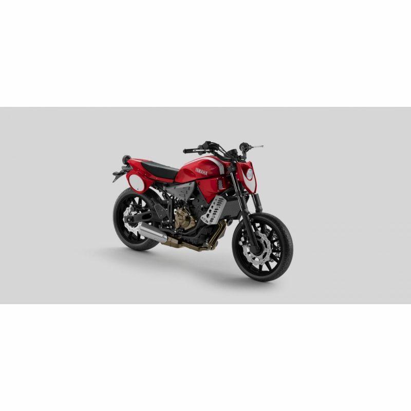 Caches latéraux C. Racer Yamaha XSR 700 16-19 - 1