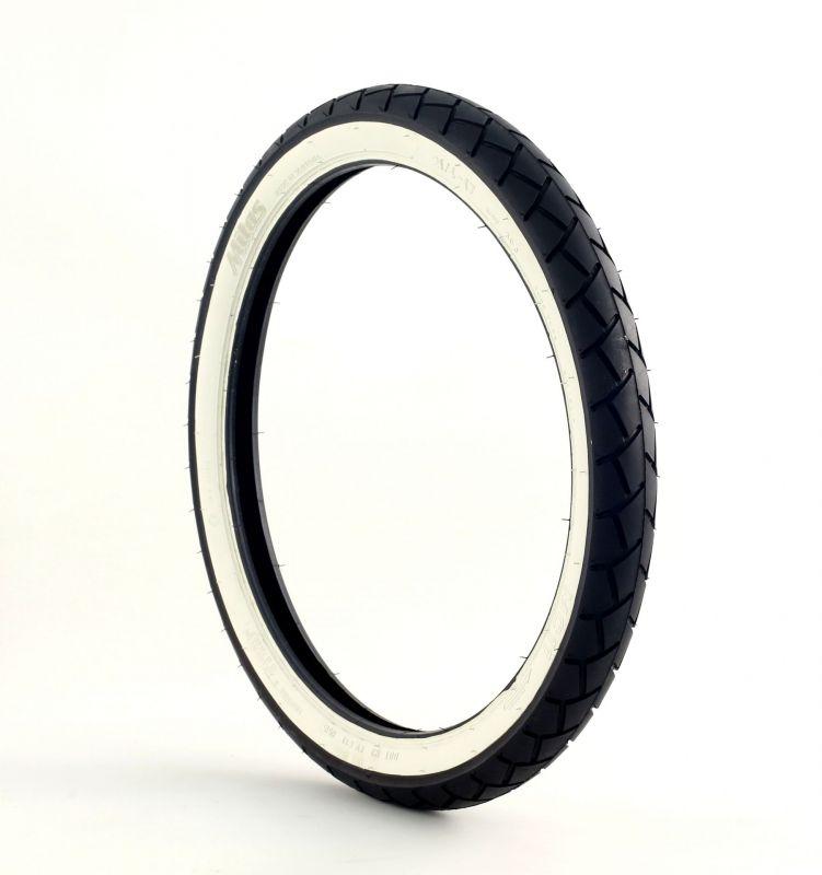 pneu cyclo sport mitas mc11 2 1 4 17 39j flancs blancs. Black Bedroom Furniture Sets. Home Design Ideas