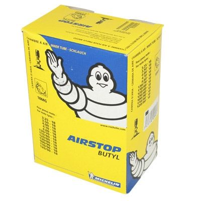 Chambre air 18 39 39 michelin 18mg pi ces partie cycle sur for Chambre a air michelin moto