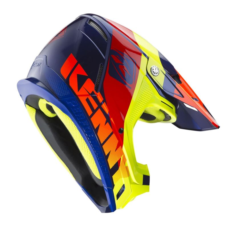 Casque cross Kenny Performance multi - 1