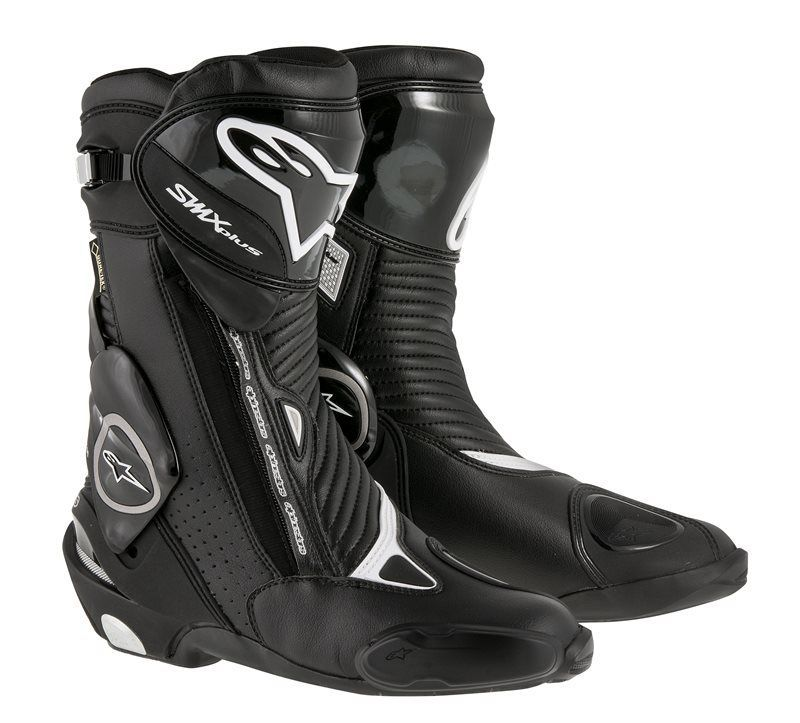 bottes alpinestars smx plus gore tex quipement route sur la b canerie. Black Bedroom Furniture Sets. Home Design Ideas