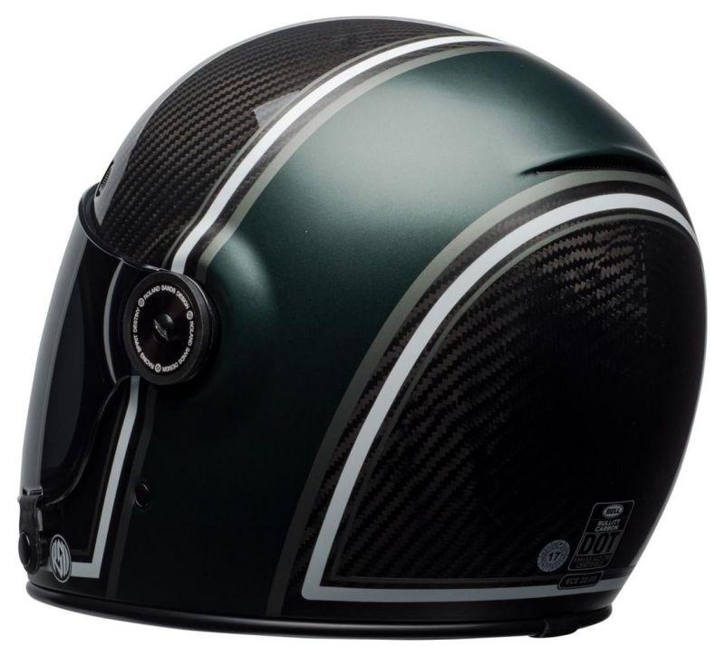 Casque intégral Bell Bullitt Carbon RSD Gloss/Matte green range - 2