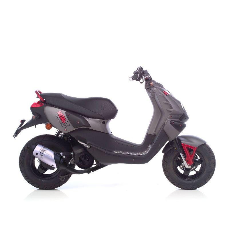pot d chappement scooter leovince touring pour peugeot squab 50 95 97 pi ces echappement sur. Black Bedroom Furniture Sets. Home Design Ideas