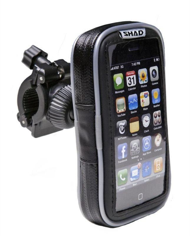 "Support de guidon SHAD pour Smartphone 3,8""(7x12cm)"
