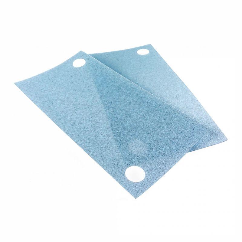 Kit grip de réservoir R&G Racing Eazi Grip translucide 30,5 x 10,5 cm - 1