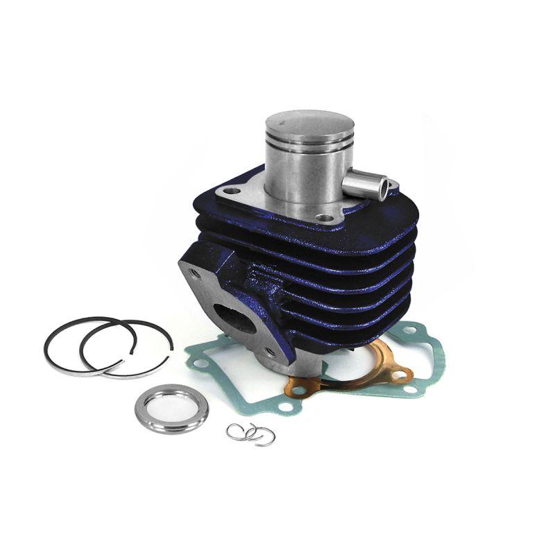 Pièces Cylindre 50cc Moteur Bleu Carenzi Fonte Cpi D 40 Scooter IYDH9WE2