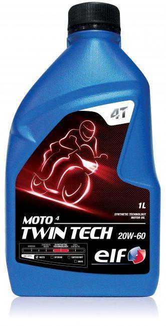 huile moteur 4t elf moto 4 twintech technologie synth se 20w60 lubrifiant sur la b canerie. Black Bedroom Furniture Sets. Home Design Ideas