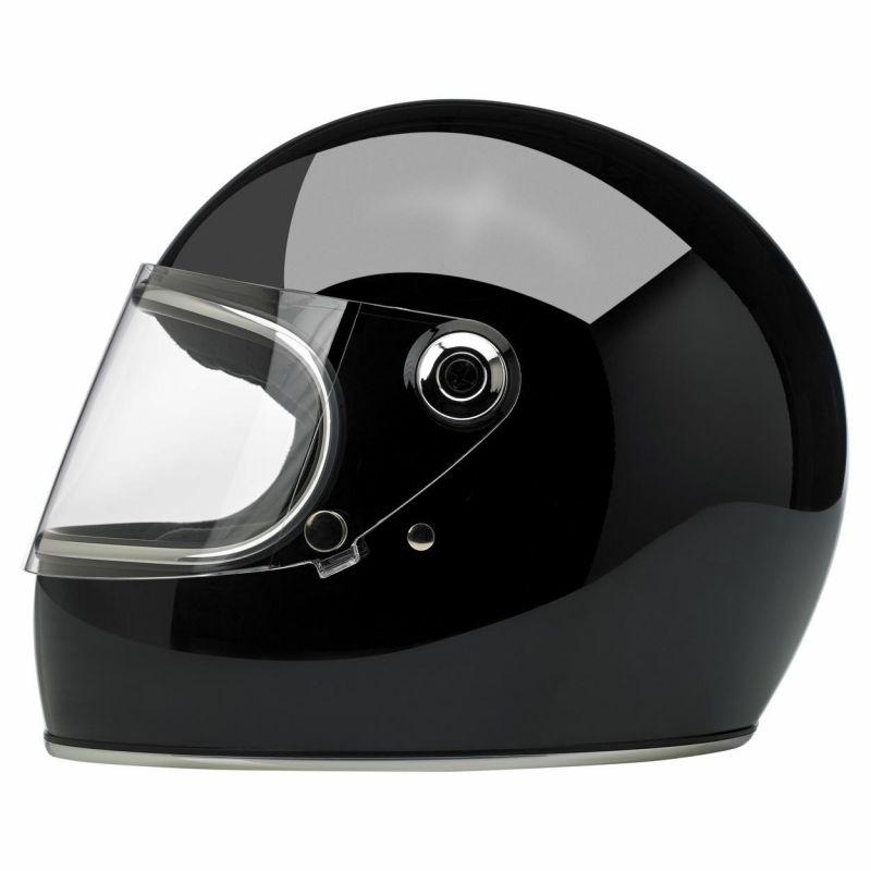 Casque intégral Biltwell Gringo S noir - 2