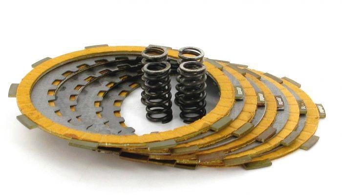 kit disques embrayage polini racing am6 pi ces moteur sur la b canerie. Black Bedroom Furniture Sets. Home Design Ideas