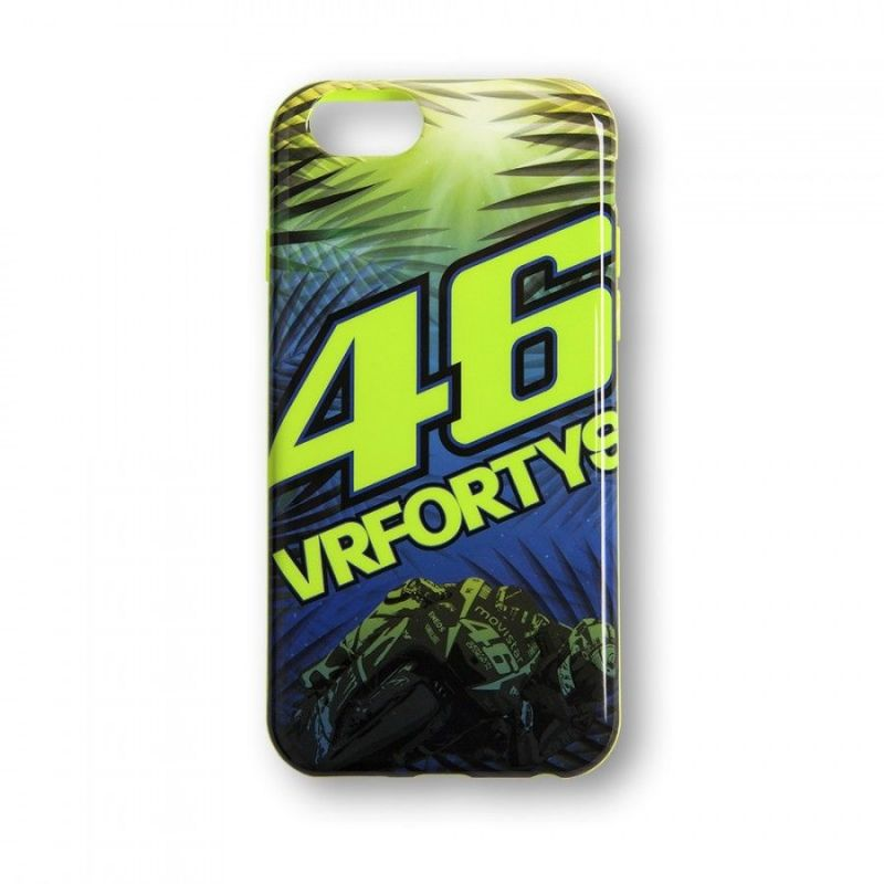 coque t l phone vr46 valentino rossi iphone 6 6s multicolore 2016 accessoires stand sur la. Black Bedroom Furniture Sets. Home Design Ideas