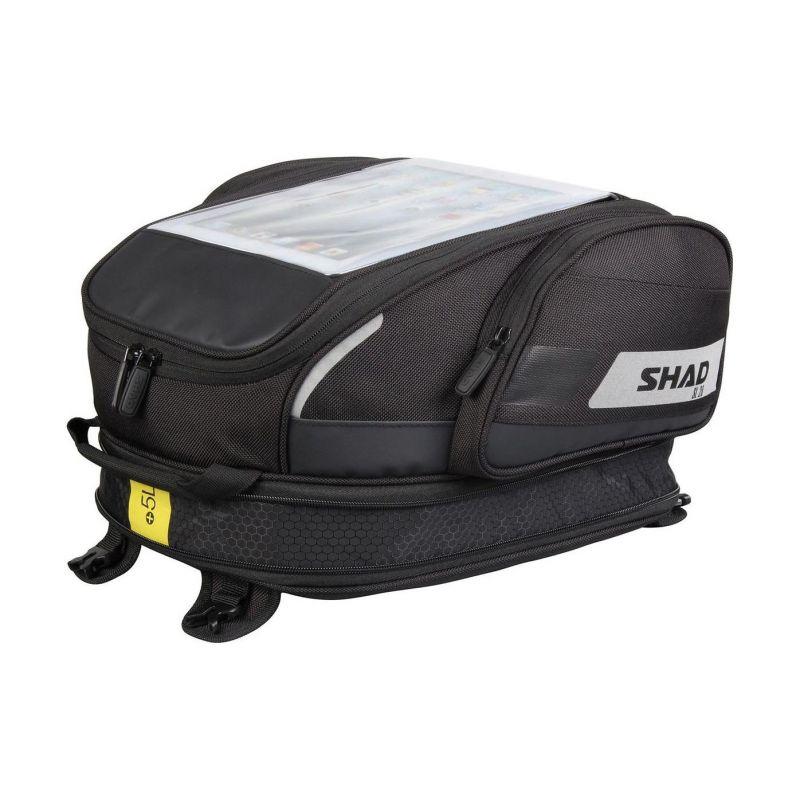 sacoche de r servoir shad sl20f pi ces bagagerie sur la b canerie. Black Bedroom Furniture Sets. Home Design Ideas