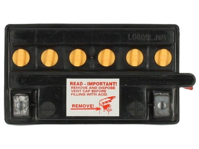 Batterie Sceed 42 YB4L-B 12V 4Ah avec pack acide - 1