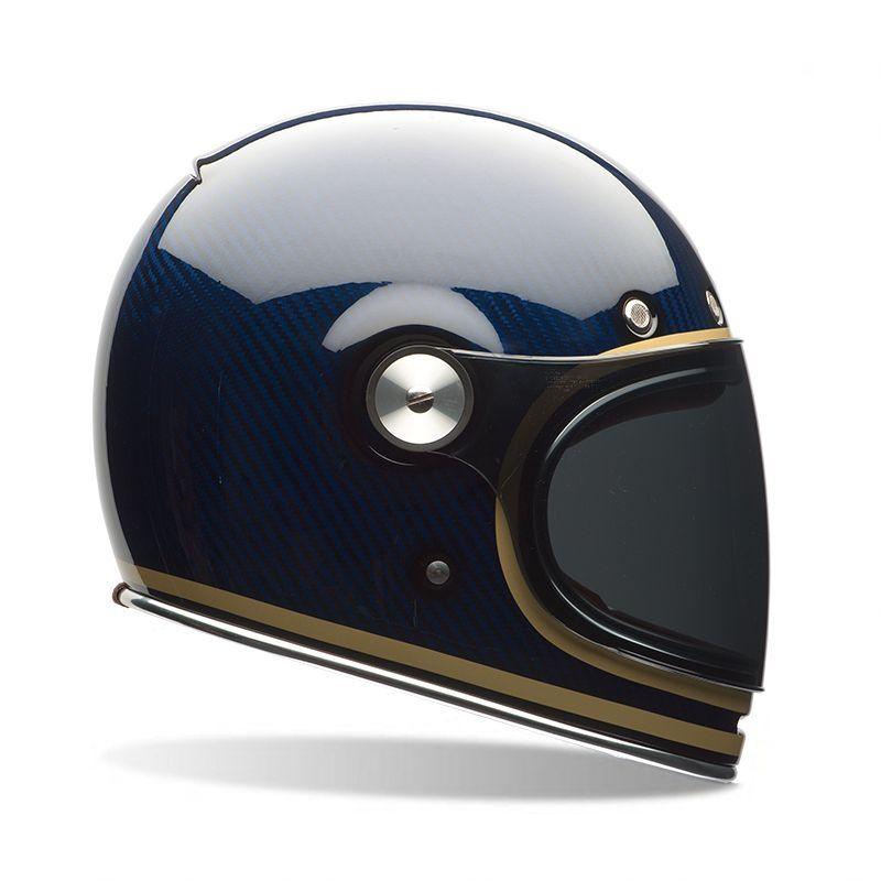 casque int gral bell bullitt carbon bleu pi ces casques moto sur la b canerie. Black Bedroom Furniture Sets. Home Design Ideas