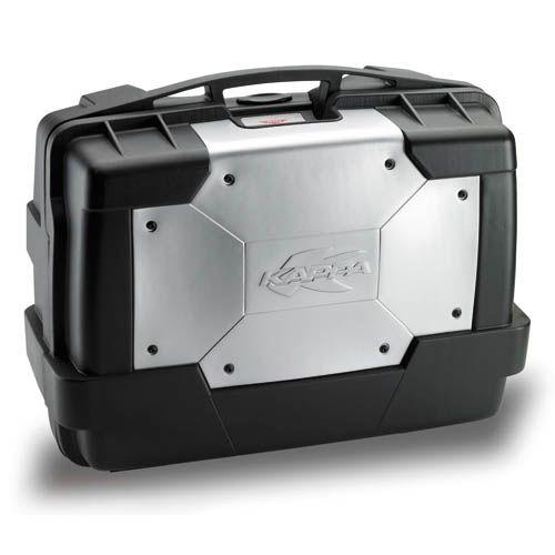 Top case Kappa Garda Monokey KGR33 33 Litres noir/alu