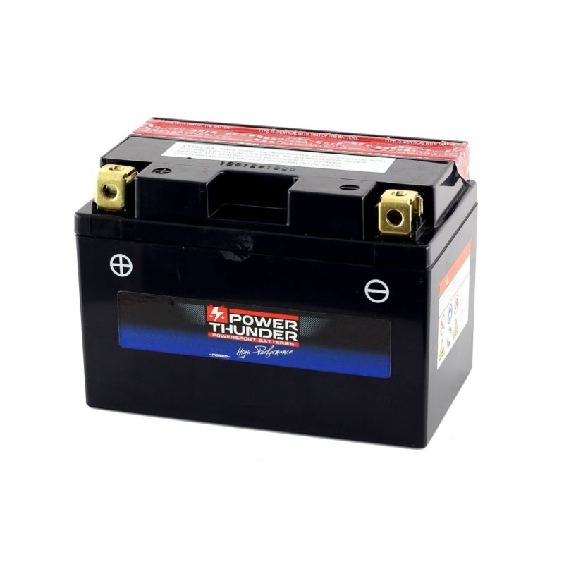 Batterie Power Thunder CB4L-B avec pack acide