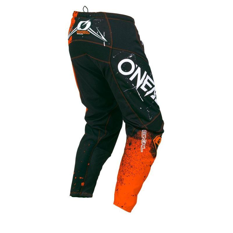 Pantalon cross O'Neal Element Shred orange - 1