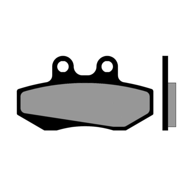 Plaquettes de frein Polini avant Beta RR 50/125 2004> /Generic Tiger/KSR