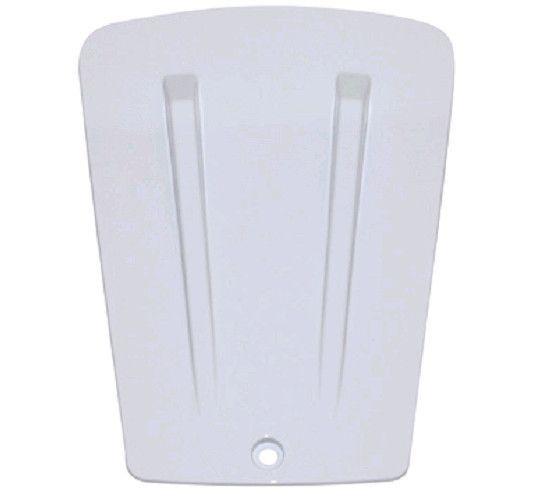 trappe batterie blanc brillant adaptable peugeot 50. Black Bedroom Furniture Sets. Home Design Ideas