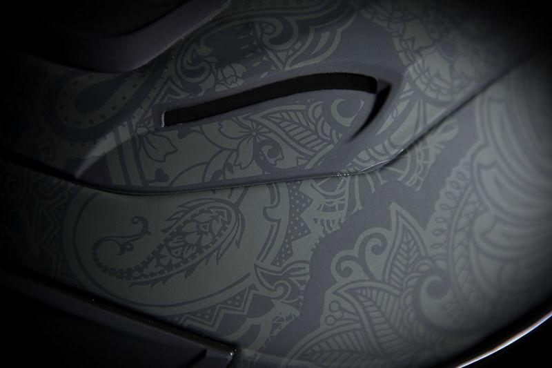 Casque intégral Icon Airmada Chantilly noir - 5