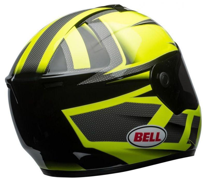 Casque intégral Bell SRT Predator vert/noir - 7
