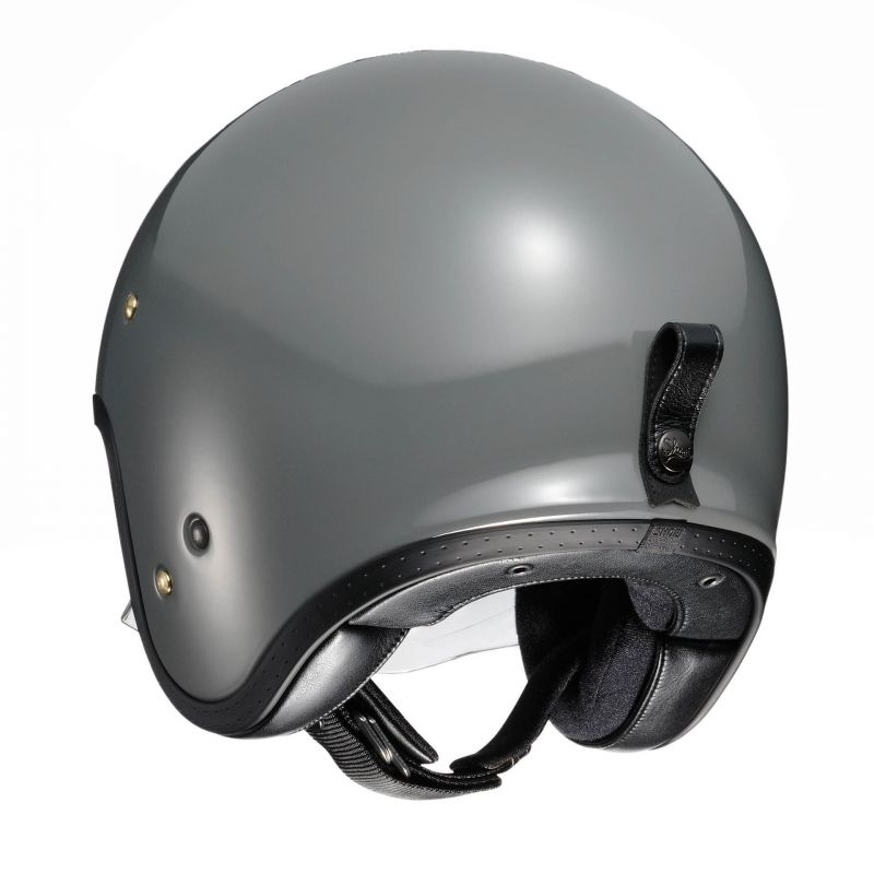 Casque jet Shoei J.O rat grey - 1