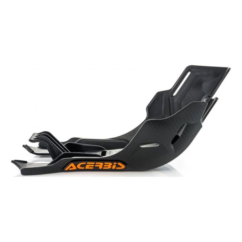 Sabot de protection Acerbis kTM 85 SX 2018 noir - 2