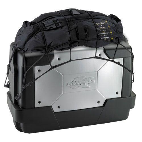 Top case Kappa Garda Monokey KGR33 33 Litres noir/alu - 2
