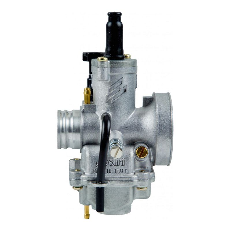 Carburateur Polini Coaxial D.19 starter manuel - 4