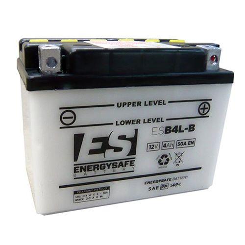 Batterie Energy Safe ESB4L-B 12V / 4 AH Pack acide inclus