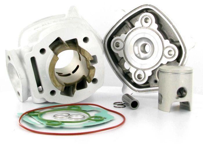 Cylindre Culasse D.40 Malossi MHR Team Replica Derbi Euro 3