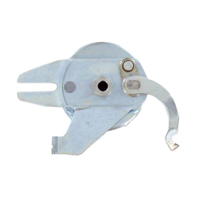 Flasque de frein arrière avec mâchoires MBK 51 diam 80