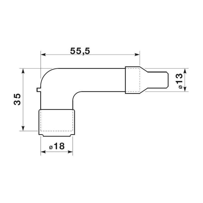 Antiparasite NGK LB05EZ - 1