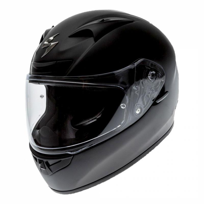 Casque intégral Scorpion EXO-710 AIR Solid Noir mat