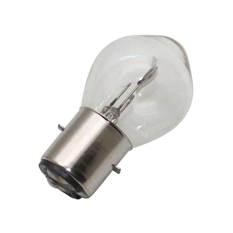 Ampoule BA20D B35 12V 35/35W Transparent