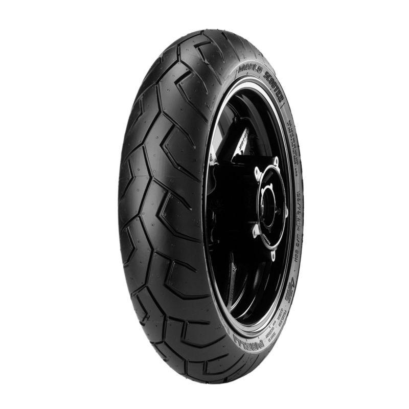 pneu pirelli diablo scooter avant 120 70r15 56h pi ces. Black Bedroom Furniture Sets. Home Design Ideas