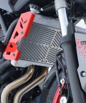 Grille de radiateur en Acier Inoxydable pour Moto Yamaha MT-07 MT07 14-18