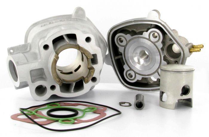 Cylindre Culasse D.40,3 Malossi MHR Sport AM6