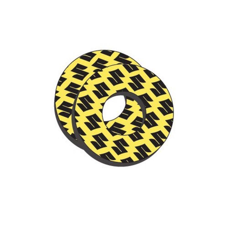 Donuts FX Factory Effex Suzuki jaune/noir