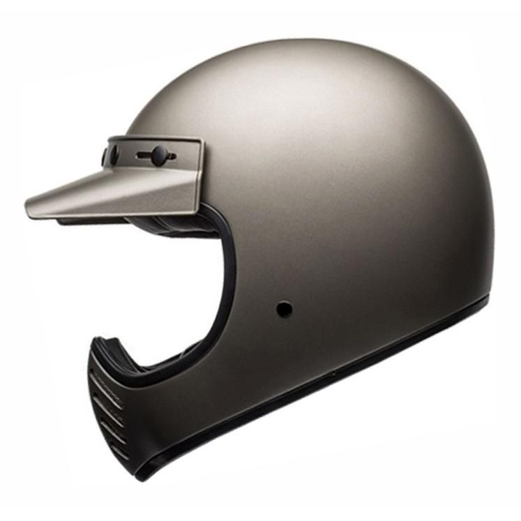 Casque Bell Moto 3 Independent gris mat