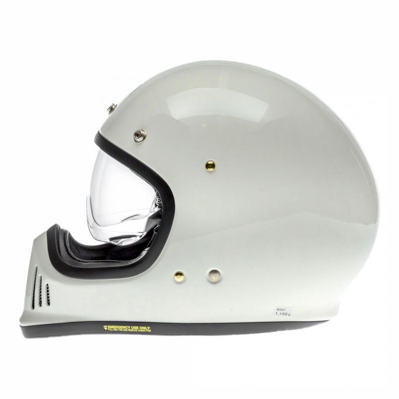 Casque Shoei Ex-Zero Off blanc - 1