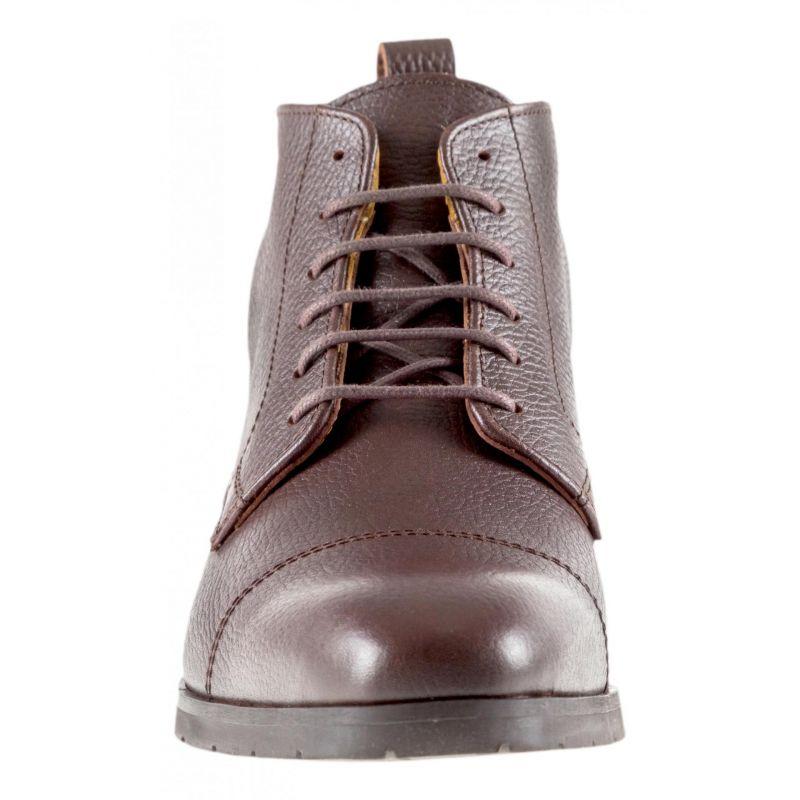 Chaussures moto Helstons Heritage marron - 3