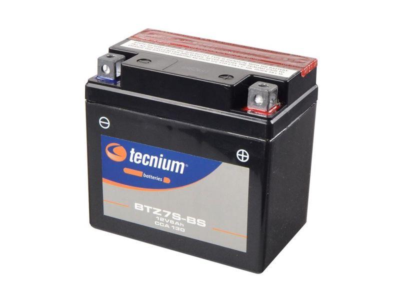 Batterie Tecnium BTZ7S-BS 12V