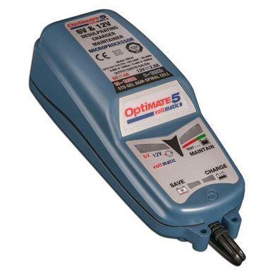 chargeur batterie 6 12v tecmate optimate 5 voltmatic. Black Bedroom Furniture Sets. Home Design Ideas