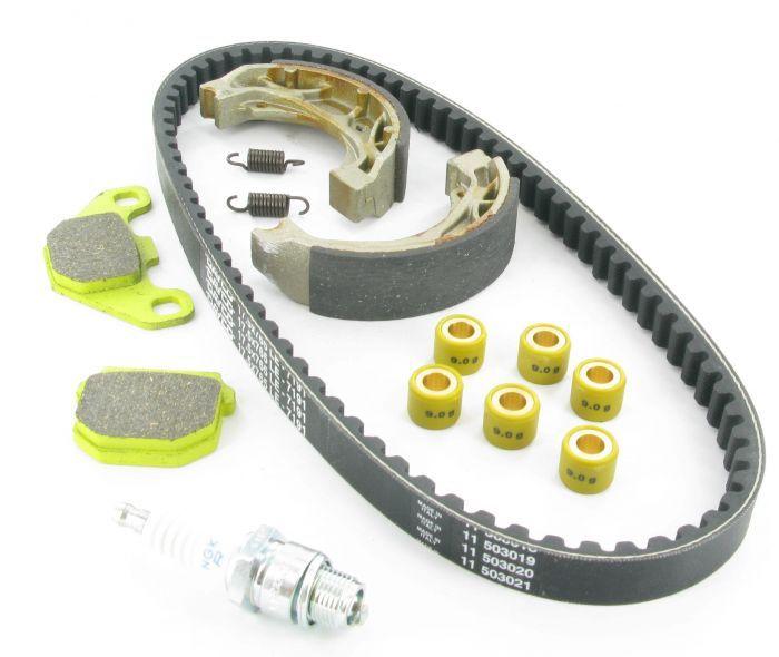 kit entretien 1tek origine peugeot ludix 50cc 2004 2008 pi ces moteur sur la b canerie. Black Bedroom Furniture Sets. Home Design Ideas