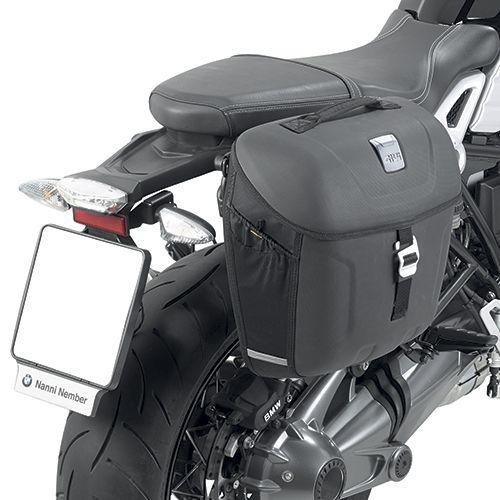 Supports pour sacoche lat rale givi metro t bmw r 1200 nine t 14 droit pi ces bagagerie sur - Garage moto bmw belgique ...